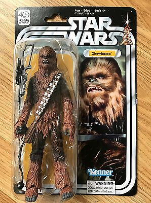 Star Wars Black Series 40th Anniversary Figures *Kenner* NEW IN STOCK Chewbacca