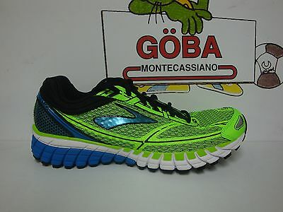BROOKS ADURO 4 MEN'S green gecko