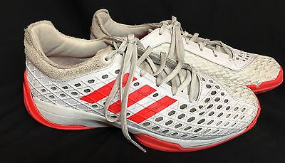 Adidas Fencing Pro 16 Saber Epee Foil Shoes Excellent Condition Size Mens 5.5