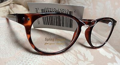 Readers Plus Reading Glasses Plus + 1.75 New With Tag & Labels Free Shipping