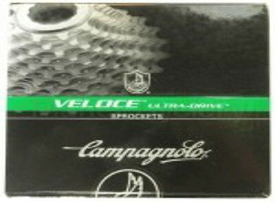 2016 Campagnolo Veloce 10 Speed Cassette 12-23 New fits Chorus Record
