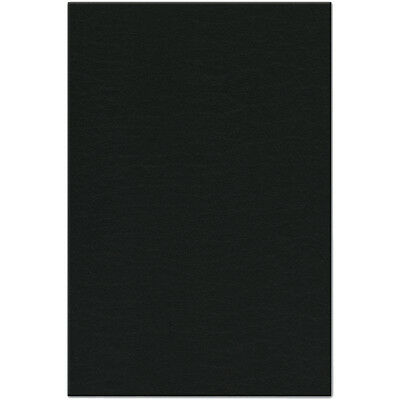 "Eco Fi Plus Premium Felt 12""X18"" Black POIMQ-937"