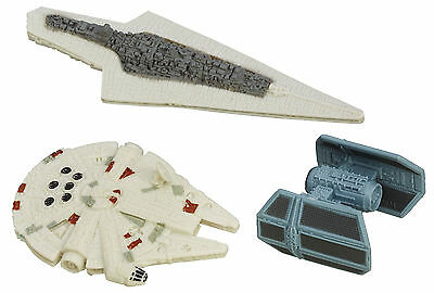 Star Wars The Empire Strikes Back Micro Machines 3-Pack Space Escape