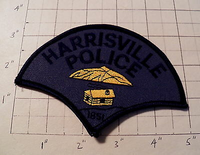 Harrisville (UT) Police Department Patch                  ***NEW***