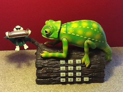 VINTAGE Karma Chameleon Telephone Novelty Phone FOR SPARES OR REPAIR