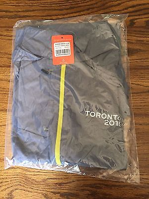 Toronto 2015 Pan Am Games Limited Edition Officials Jacket Women's Large