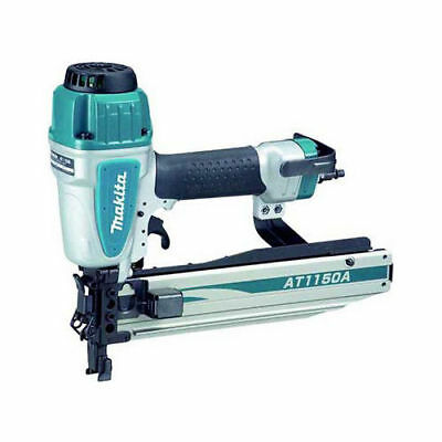 "Makita 16-Gauge 7/16"" Crown 2"" Medium Crown Stapler AT1150A-R"