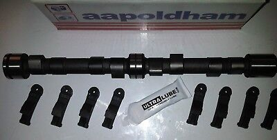 FORD ESCORT RS2000 2.0 OHC PINTO CAMSHAFT KIT inc CAM LUBE & 8x CAM FOLLOWERS