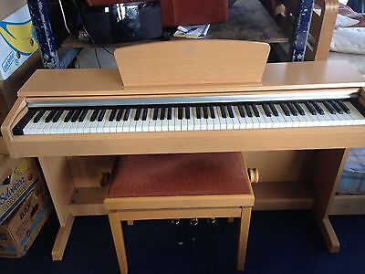 Yamaha Arius YDP141 Digital Portable Piano With Matching Stool