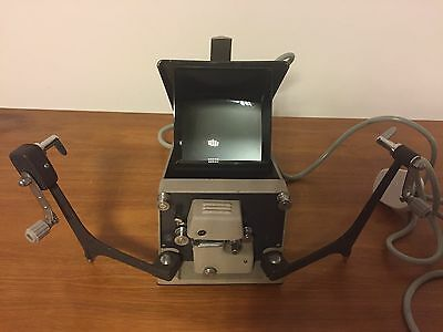 Vintage Rank Elektra Std 8mm Cine Film Editor Retro Camera 70s
