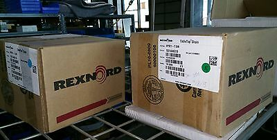 Rexnord Lf821K7.5 Tabletop Chain New In Box 10177696 10Ft