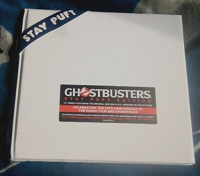Ghostbusters Stay Puft Edition Limited Edition Marshmallow Scented New Sealed