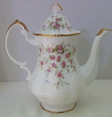 Paragon Victoriana Rose Coffee Pot