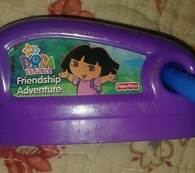 Fisher Price Smart Cycle Dora the Explorer friendship adventure