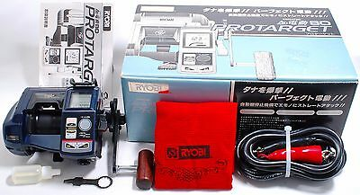 RYOBI Certec AD80 Protarget Dendou Big Game Electric Reel NearMint