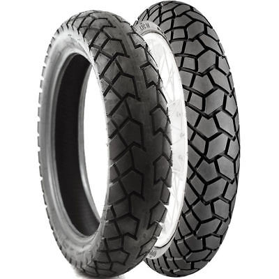 Continental NEW TKC 70 170/60-17 And 120/70-19 TL Adventure Motorcycle Tyre Set
