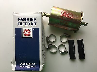AC-Delco Fuel Filter GF61 NOS GM 854583. 59-66 Chevy, Corvette, Chevelle