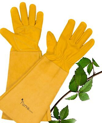 Menu0027s And Womenu0027s Gardening Gloves   Elbow Length Garden Gloves With Thorn  Proof