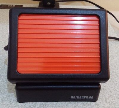 Kaiser Safelight Darkroom Lamp 4017 / 18 – Lampe E14 220V-15W Made In Germany