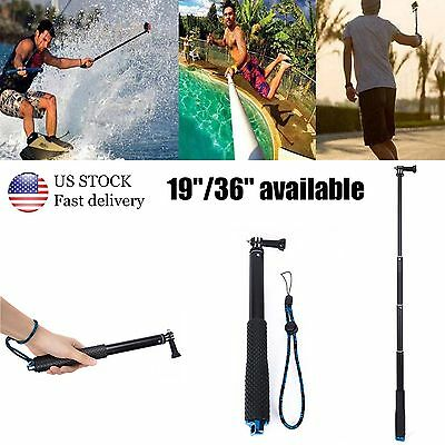 Waterproof Selfie Stick Tripod Hand Grip Monopod Handle for Gopro Hero 5 4 3+ 2