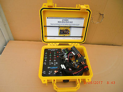Lamar Aviation Test Tool, P/n: Lamar-Te04 Mcu, Test Set