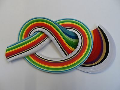 Quilling Paper 2mm -  Christmas colours