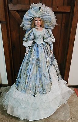 "42"" Victorian Porcelain Cathay Collection Doll ""Susie"" COA LIMITED EDITION"