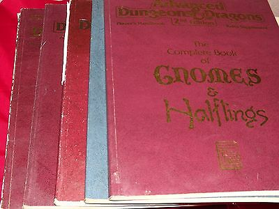 advanced dungeons and dragons 2nd edition Books