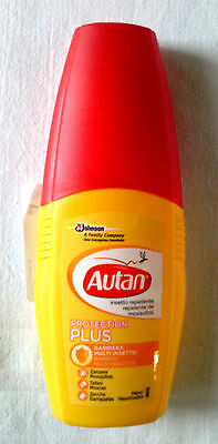 AUTAN Lotion Protection Plus Repellent - Protection From Biting Flies - 100 ml.