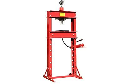 30 Tons Hydraulic Worshop Press With Manometer
