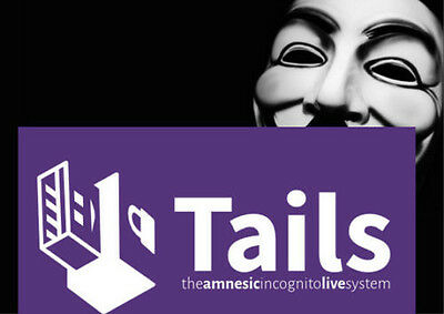 TAILS Secure OS Live USB Linux Tor Anonymous PGP deep web anti forensic