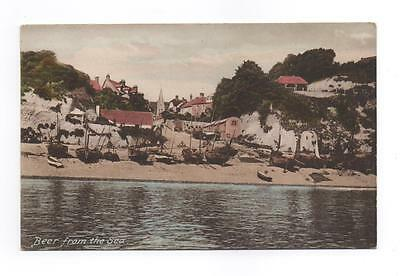 Beer From The Sea.  1920's Frith's Series Postcard 68697 Unposted Devon 22A