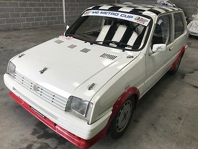 MG METRO NON TURBO RACE CAR CUP CAR DRAYTON MANOR 1275 1300 hillclimb rally