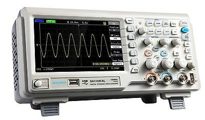 Oscilloscope UK Seller GA1042CAL UK Model OEM Siglent, cf. Rigol RRP £380 CPC