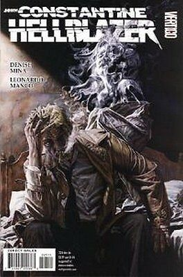 Hellblazer (Vol 1) # 225 Near Mint (NM) DC-Vertigo MODERN AGE COMICS