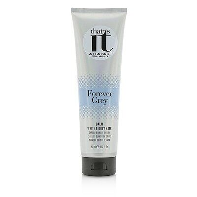 AlfaParf That's It Forever Grey Balm (For White & Grey Hair) 150ml Treatments