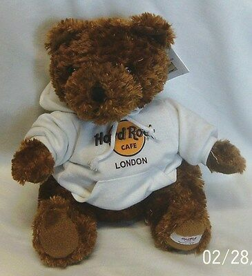 Herrington Hard Rock Cafe London Classic Rockin' Bear