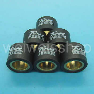 TWH Performance Racing Pulley Roller Weight 11g 18×14 Gy6 125 150 152QMI 157QMJ