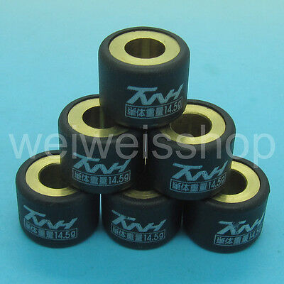 TWH Performance Racing Pulley Roller Weight 14.5g GY6 125 150 1P52QMI 1P57QMJ