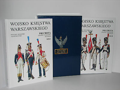 Polish Infantry, National Guard, Veterans  (Great Duchy of Warsaw) volume 1-2