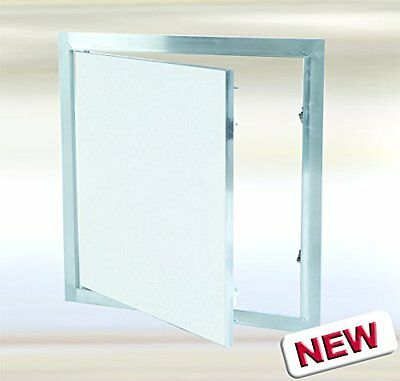 """Access Door, Drywall 8""""x8"""" with 1/2"""" Inlay, for Wall or Ceiling, Touch Latch F1"""