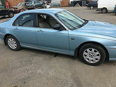 Rover 75...2003.... Very Low Miles