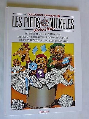 LES PIEDS NICKELES tome 24  PELLOS COLLECTION INTEGRALE / ED VENTS D'OUEST