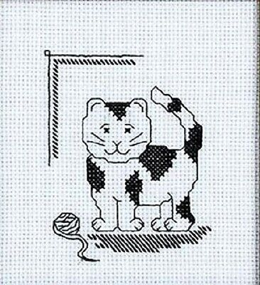 Cross Stitch Kit Play with me