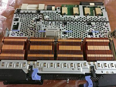 IBM Motherboard with 4 CPU xeon 7020 and 4 heatsink for x366 Serveur - 42C7556