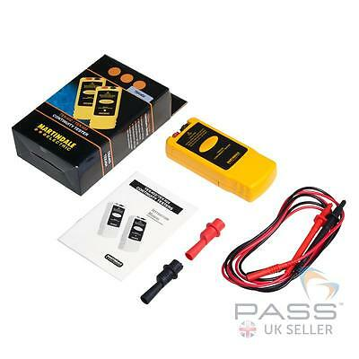 Martindale TEK402 Continuity Tester with Audible Indication