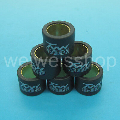 TWH Performance Racing Pulley Roller Weight 4g Honda DIO 50cc 2T ZX50 SE50 SK50