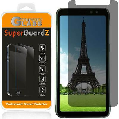 Privacy Anti-Spy Tempered Glass Screen Protector For Samsung Galaxy S8 Active