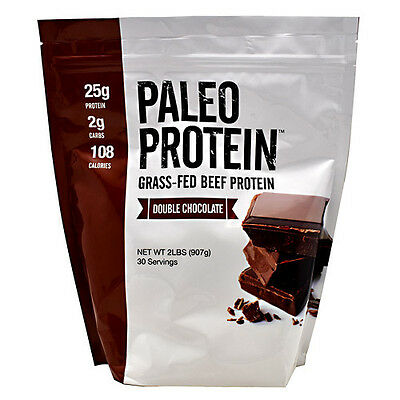 Julian Bakery Paleo Protein Grass Fed Beef Protein 25Gm Protein Discounted New
