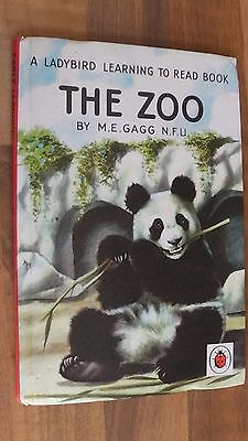 vintage ladybird books, The Zoo, Series 563